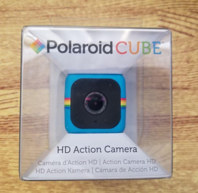 Cámara Polaroid cube FHD p action cam
