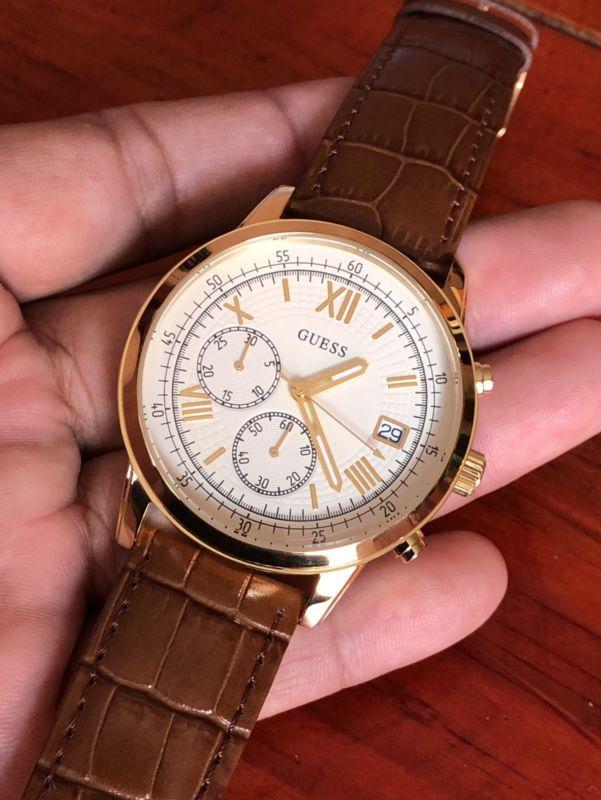 Excelente y como nuevo reloj marca Guess original