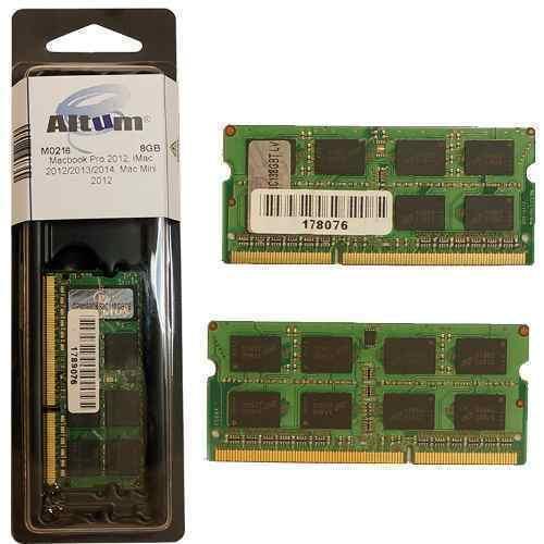 Memoria Ram Sodimm Ddr3 8gb mhz Laptop