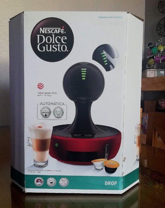 Nueva Cafetera Dolce Gusto Drop cerrada