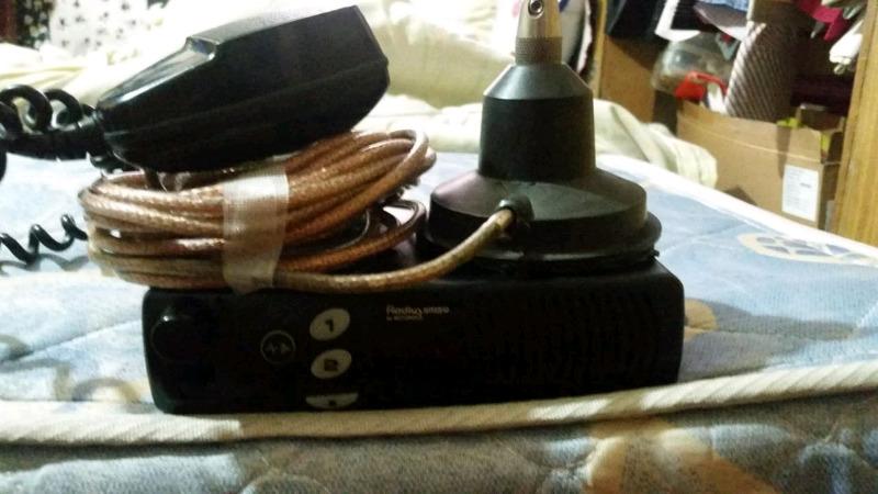 Radio Motorola de banda corta
