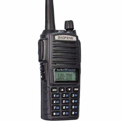 2 Pza Envio Gratis Radio Doble Banda Baofeng Uv82 Vhf/uhf
