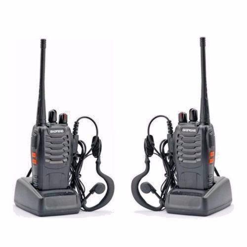 2 Radio Portatil Baofeng Bf-888s Uhf Nuevo **envio Gratis**