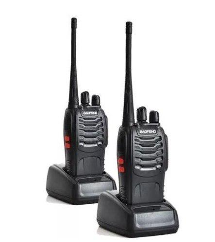 2 Radios Baofeng Bf-888s Uhf 2 Vias Igual A Kenwood Motorola