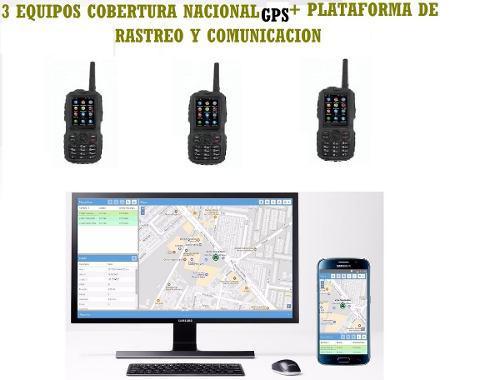 3 Radio Global 3g Network Con Gps