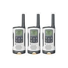 3 Radios Motorola Talkabout T261tp Bidireccional Rad02