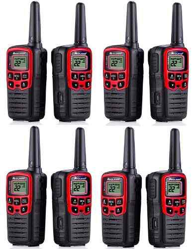 4 Kit Radios Midland X Talker T31vp3-4 41km* 26 Mi Vs Agua