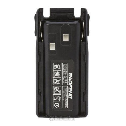 5 Bateria Pila Litio-ion 2800 Mah Para Radio Baofeng Uv-82