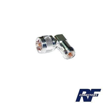 Adaptador En A/r De Conector N Macho A N Hembra Rfn-1012-1