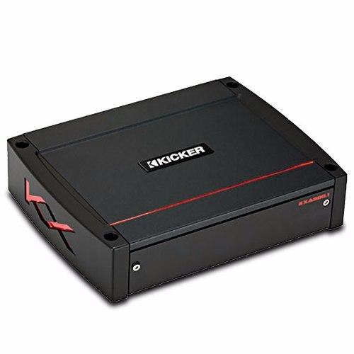 Amplificador Kicker Kxa Clase D Monoblock 800w Rms