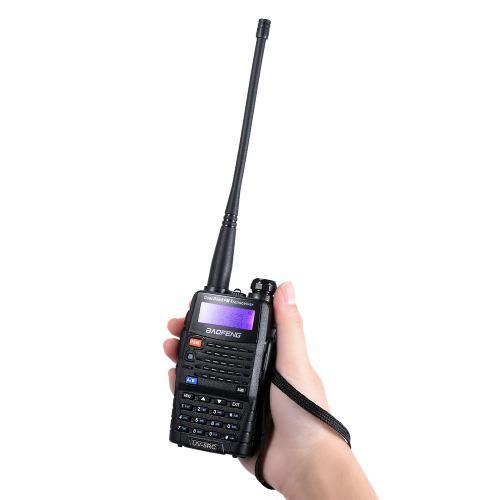 Baofeng Uv -5rc Radio Walkie Película Sonora Móvil 2 Vías