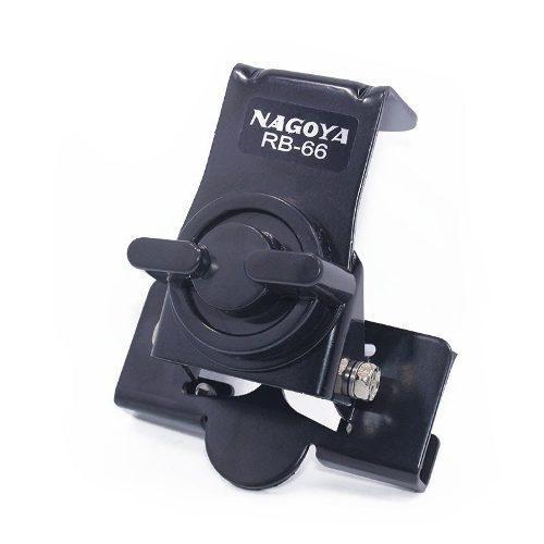 Base Clip Para Antena Movil Nagoya Para Automovil