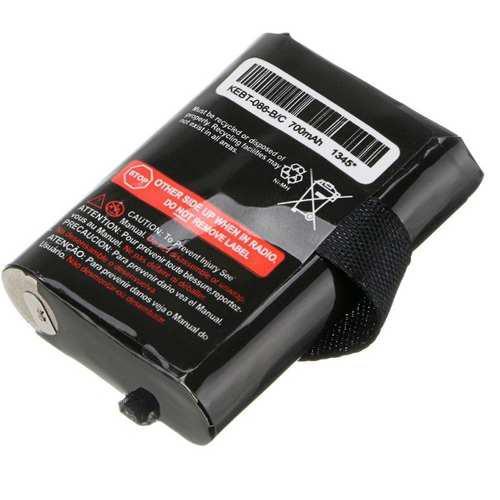 Batería Recargable Radio Motorola Kebt-086 53617