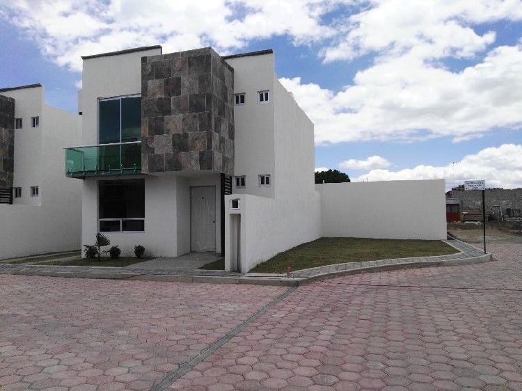Casa Huamantla 3 recámaras. 13 minutos de Audi