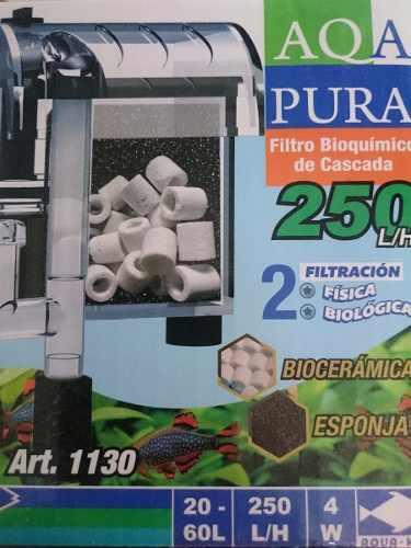Filtro Cascada Para Acuarios De 10 A 60 Litros