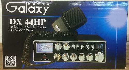 Galaxy Dx-44hp 10 Radio Amateur / Radio Para Aficionados