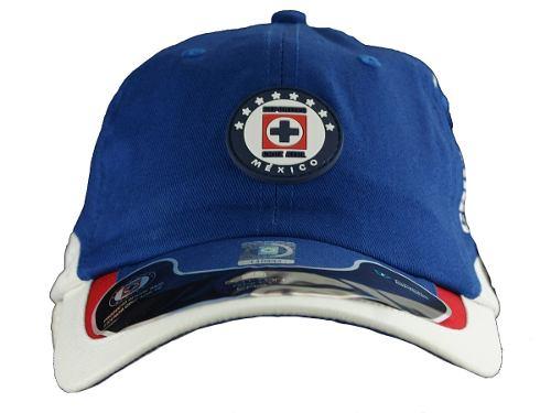 Gorra Oficial Deportivo Cruz Azul Gcru03