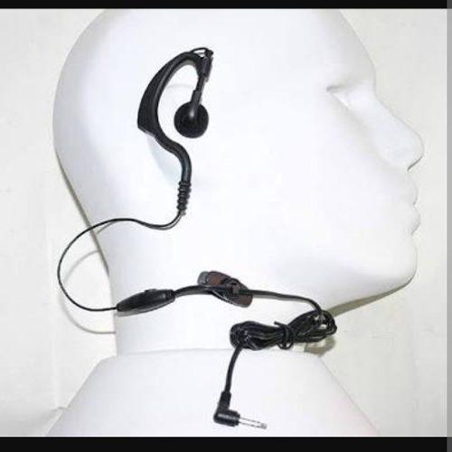 Manos Libres Para Radio Kenwood Motorola Baofeng Vhf Uhf