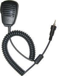 Microfono De Solapa Cobra Cm 330-001 Para Vhf Y Gmrs