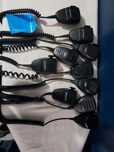Microfonos Para Equipo De Radio Moviles Motorola