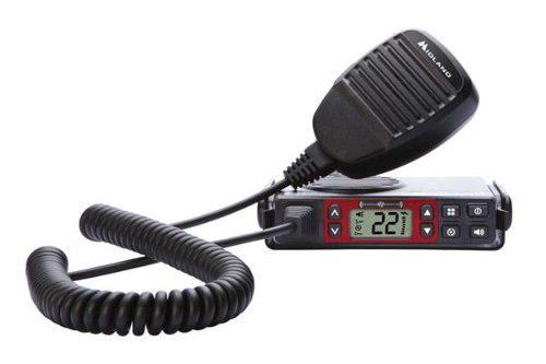 Midland Mxttr Micro Mobile Radio 5w Gmrs Noaa