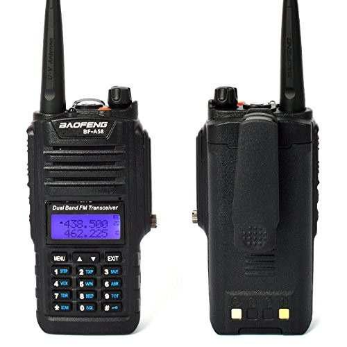 Oferta 2 Radio Baofeng Contra Agua Mejor Que Bf888s