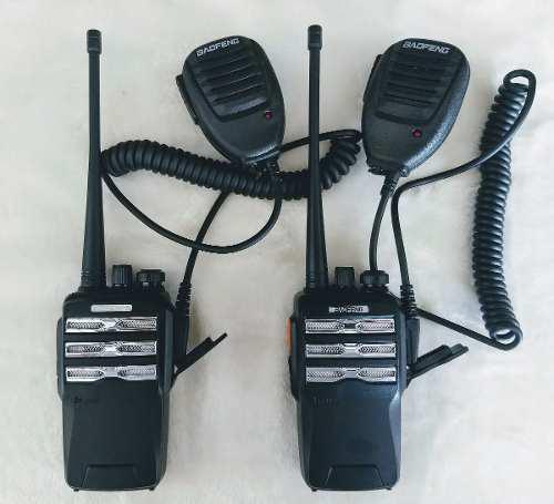Par (2) Radio Portatil Baofeng Bf-230 Pro Uhf + 2 Micros