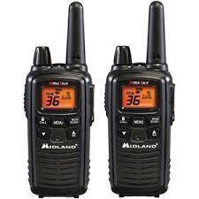 Par Radios 2 Vías Midland 30 Millas 36 Canales Lxt600vp3