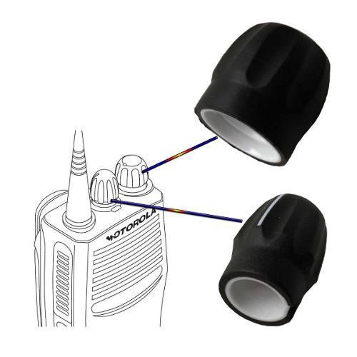 Perillas Botón Radio Motorola Pro3150 Pro5150 Ep450