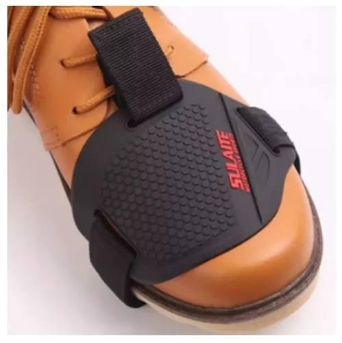 Protector De Calzado Motocicleta Cambios Moto Zapato Pie