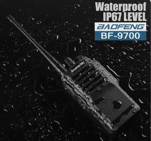 Radio Baofeng Aprueba De Agua Uhf 8watts