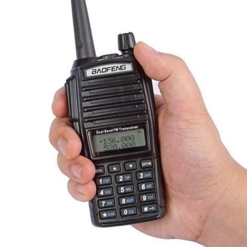 Radio Baofeng Uv-82 De 2 Vias Profesional Envio Gratis!