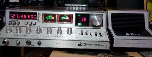 Radio Cb Cobra 2000 Gtl Banda Civil Base
