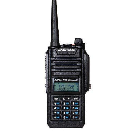 Radio Doble Banda Baofeng Bfa58 Contra Agua
