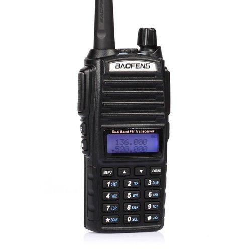 Radio Doble Banda Baofeng Uv82