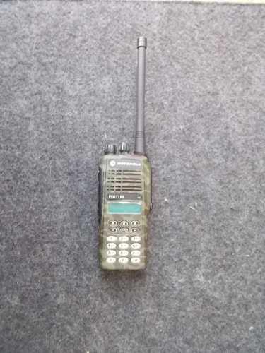 Radio Motorola Pro 7150 Vhf Camuflajeado