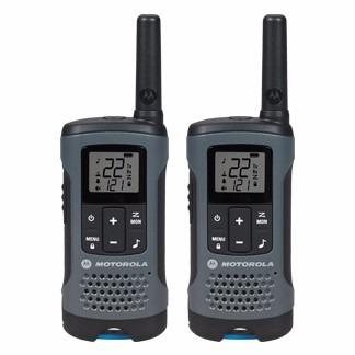 Radio Motorola T200 Kit De 2 Radios Talkabout Walkie Talkie