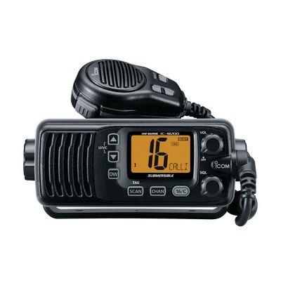 Radio Móvil Marino 25 W Icom Ip 67 Mod. Ic-m200/03