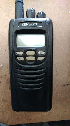 Radio Nx300 K2 Kenwood Encriptado Nxdn Digital Uhf Completo
