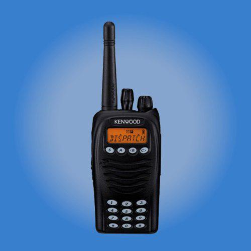 Radio Portatil Kenwood Tk3170 Uhf Con Teclado Remate