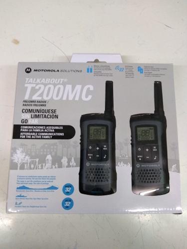 Radio Talkabout Motorola