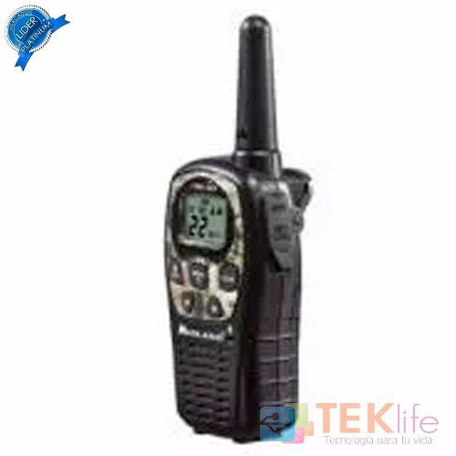 Radio Walkie Talkie 535 Midland 2 Vias 24 Millas Camuflaje
