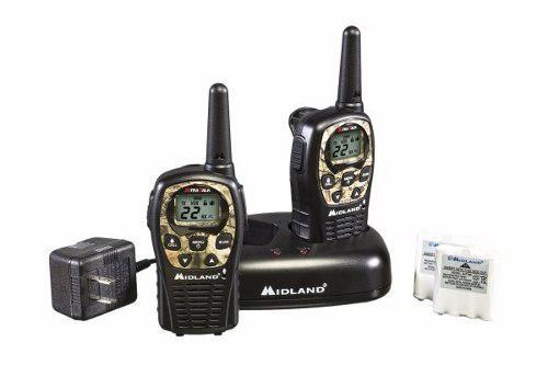 Radios De Comunicación Midland Lxt535 24 Millas 22 Canales.