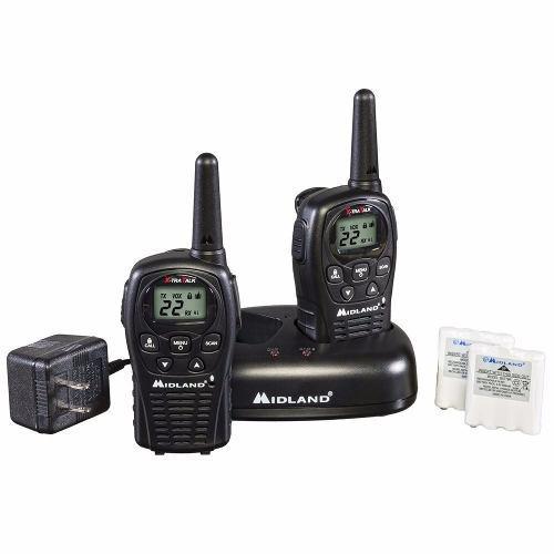 Radios Midland 2 Vías 24 Millas De Alcance Lxt500vp3 -