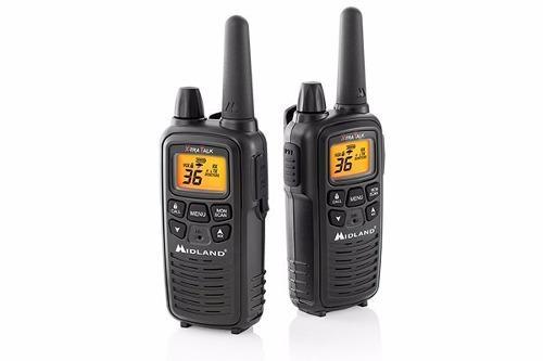 Radios Midland Lxt600vp3 Bidireccionales 30 Millas