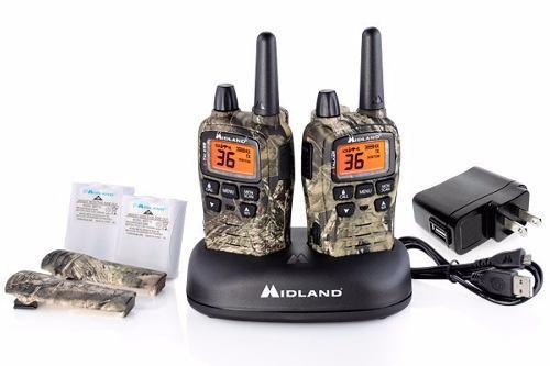 Radios Midland X Talker T75vp3 61km* 38 Millas Camo Evox