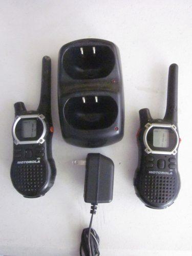 Radios Motorola Em1000 Walkie Talkie Cb