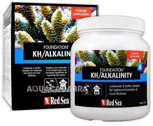 Red Sea Kh Alkalinidad 1kg Reef Foundation B