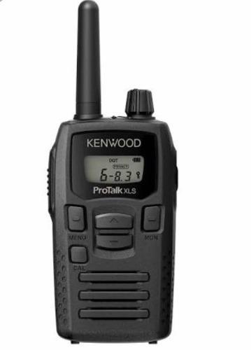 Remate!! Radio Kenwood Tk3230dx Uhf Análogo 16 Canales 1.5