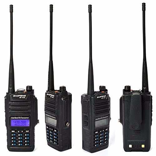 Set 20 Radio Doble Banda Baofeng Bfa58 Contra Agua